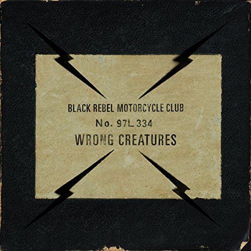 BLACK REBEL MOTORCYCLE CLUB - WRONG CREATURES (CD)