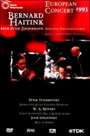 BERNARD HAITINK - EUROPEAN CONCERT 1993 (DVD)