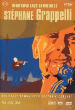 STEPHANE GRAPPELLI AT THE WARSAW JAZZ JAMBOREE (DVD)
