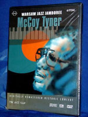 MCCOY TYNER - WARSAW JAZZ JAMBOREE (DVD)