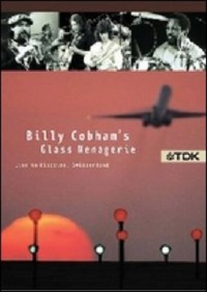 COBHAM'S BILLY GLASS MENAGERIE (DVD)