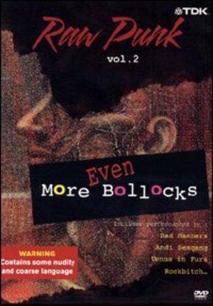 EVEN MORE BOLLOCKS RUN PUNK 02 (DVD)