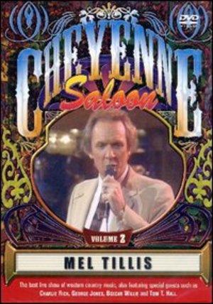 CHEYENNE SALOON . MEL TILLIS (DVD)