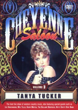 CHEYENNE SALOON TANYA TUCKER (DVD)