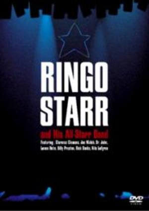 RINGO STARR AND HIS ALL-STAR BAND (DVD)