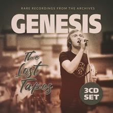GENESIS - THE LOST TAPES 3CD (CD)