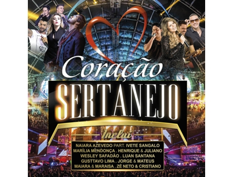 CORAO SERTANEJO | WORTEN. (CD)