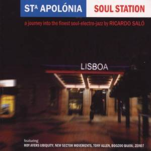 ST APOLONIA SOUL STATION BY SALO' (CD)