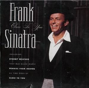 FRANK SINATRA - CLOSE TO YOU (CD)