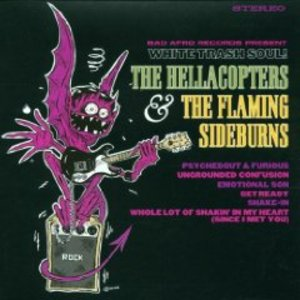 HELLACOPTERS - WHITE TRASH SOUL (CD)