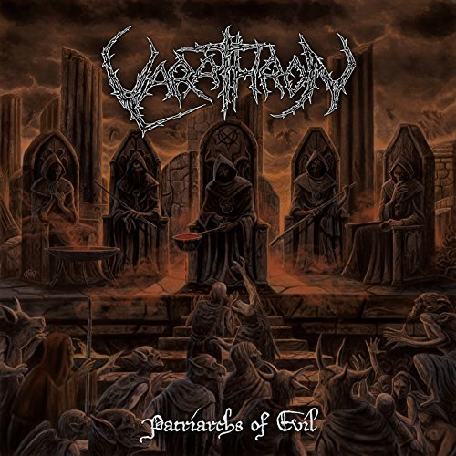 VARATHRON - PATRIARCHS OF EVIL (CD)