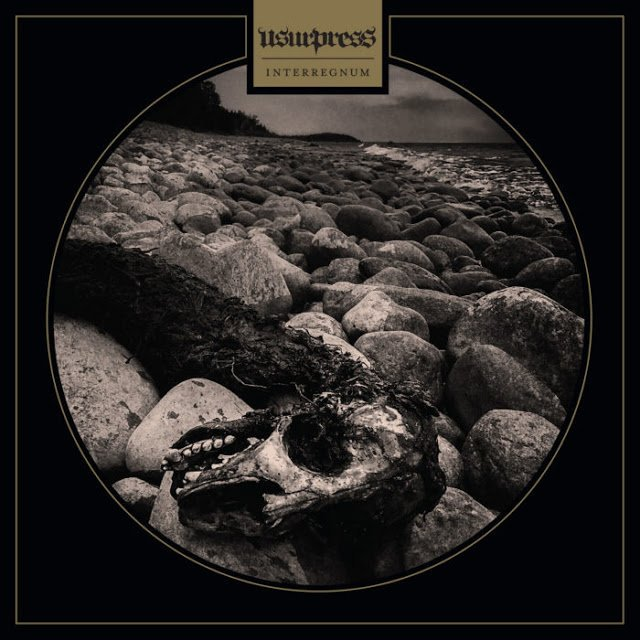 USURPRESS - INTERREGNUM (CD)