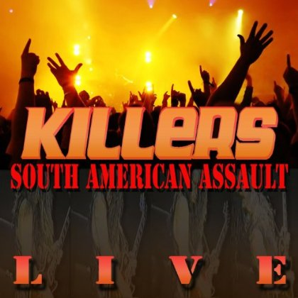 THE KILLERS - SOUTH AMERICAN ASSAULT LIVE (CD)