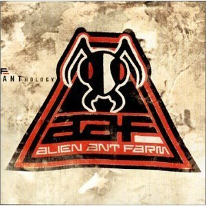 ALIEN ANT FARM - ANTHOLOGY (CD)