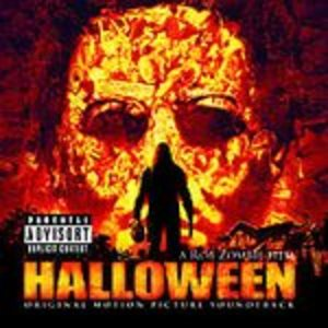 HALLOWEEN OST (CD)