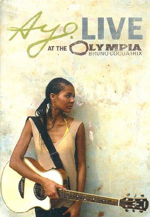 AYO - LIVE AT THE OLYMPIA (DVD)