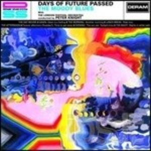 MOODY BLUES - DAYS OF FUTURE PASSED (CD)