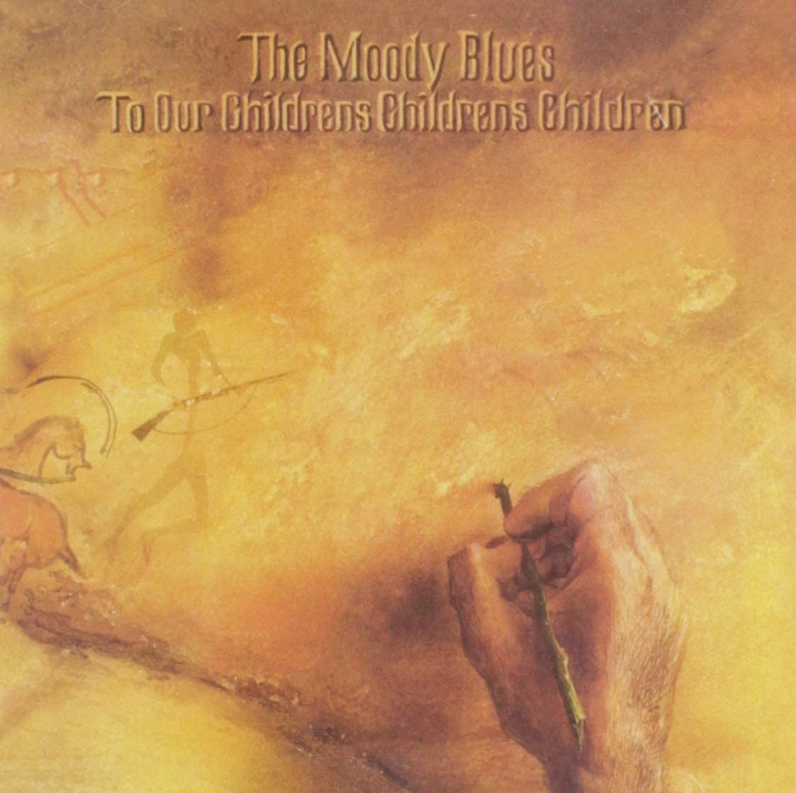MOODY BLUES - TO OUR CHILDREN'S CHILDREN (CD)