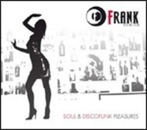 FRANK SOCIAL CLUB SOUL & DISCOFUNK PLEASURES (CD)