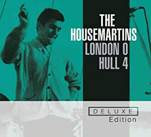 HOUSEMARTINS - LONDON 0 HULL 4 -DELUXE EDITION -2CD (CD)