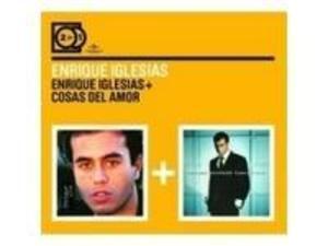 ENRIQUE IGLESIAS - COSAS DEL AMOR -2CD (CD)