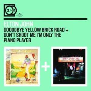 ELTON JOHN - GOODBYE YELLOW BRICK ROAD - DON'T SHOOT ME I'M ONLY