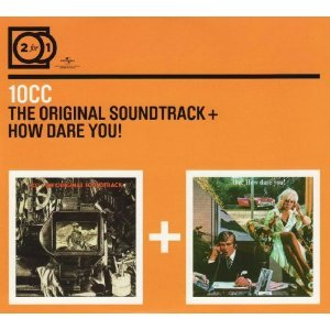 10CC - THE ORIGINAL SOUNDTRACK - HOW DARE YOU! -2CD (CD)