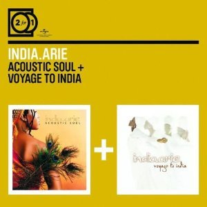 INDIA.ARIE - ACOUSTIC SOUL - VOYAGE TO INDIA -2CD (CD)