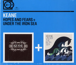 KEANE - HOPES AND FEARS - UNDER THE IRON SEA -2CD (CD)