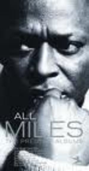 ALL MILES. THE PRESTIGE ALBUMS 14CD (CD)