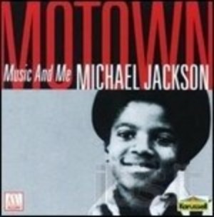 MUSIC AND ME -MICHAEL JACKSON -SLIDEOPACK (CD)