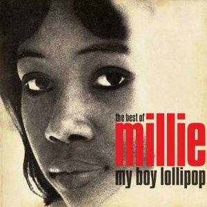 MILLIE - THE BEST OF MY BOY LOLLIPOP (CD)