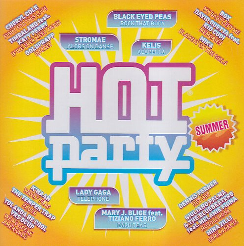 HOT PARTY SUMMER 2010 -2CD (CD)