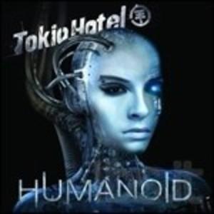TOKIO HOTEL - HUMANOID - (ENGLISH VERSION SLIDEPACK) (CD)