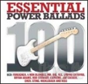 100 ESSENTIAL POWER BALLADS -6CD (CD)