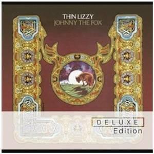 THIN LIZZY - JOHNNY THE FOX (CD)