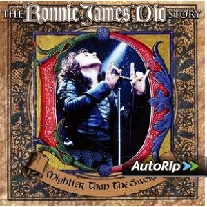 DIO - MIGHTIER THAN THE SWORD. THE RONNIE JAMES DIO STORY -2CD (CD)