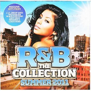 R&B THE COLLECTION SUMMER 2011 -2CD (CD)