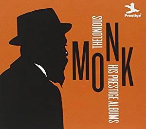 THELONIOUS MONK - HIS PRESTIGE -3CD (CD)