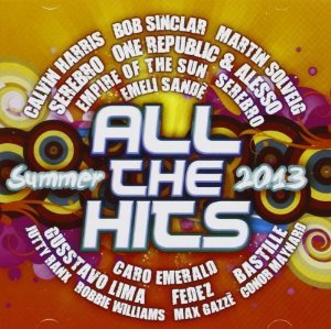 ALL THE HITS 2013 (CD)
