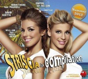STRISCIA LA COMPILATION SUMMER 2013 (CD)
