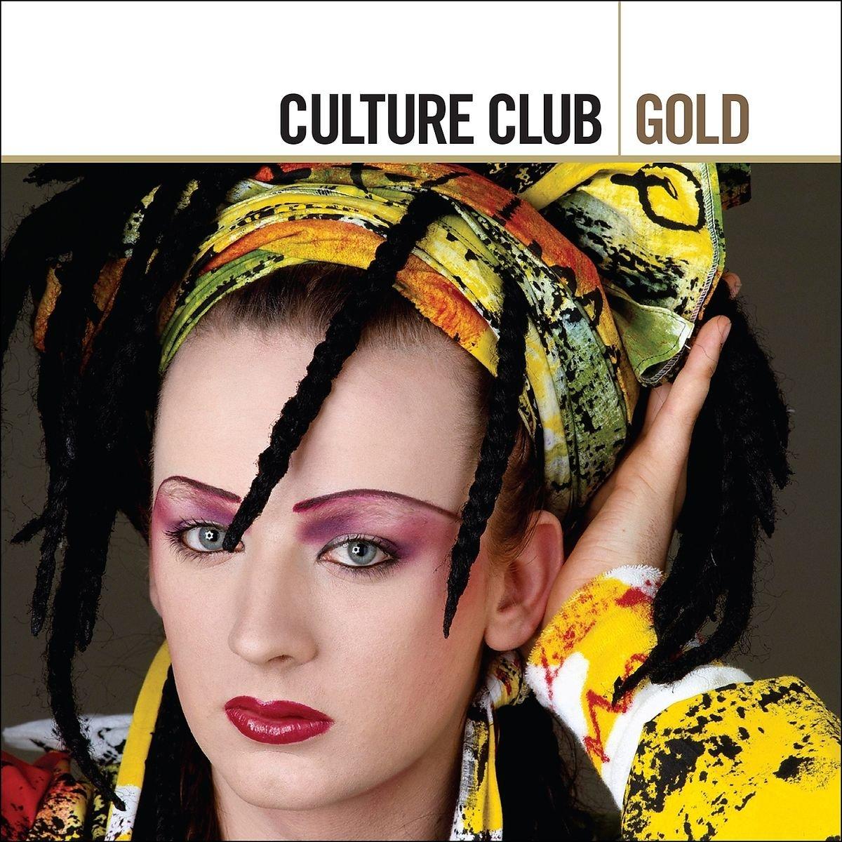 CULTURE CLUB - GOLD (CD)