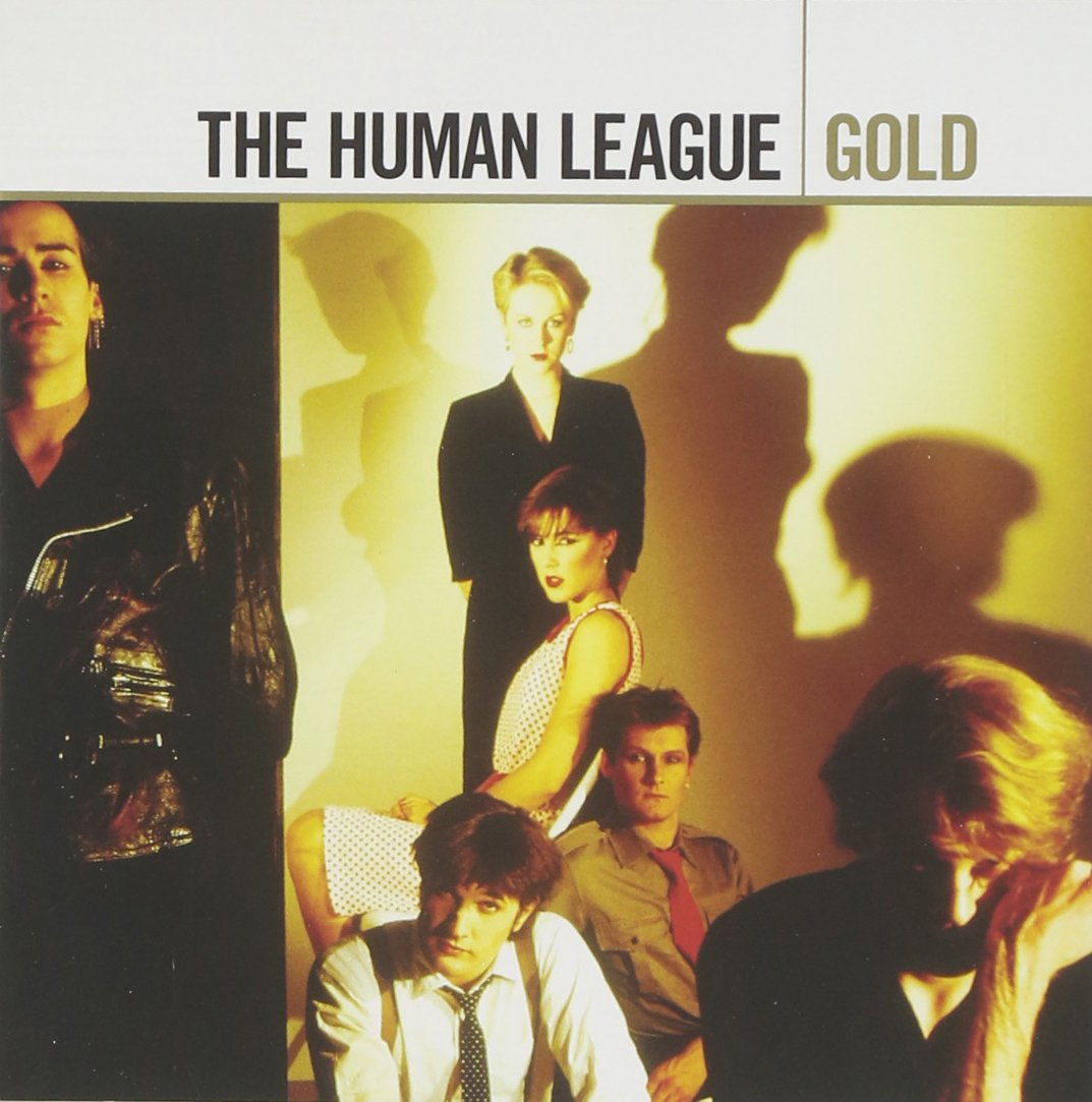 HUMAN LEAGUE (THE) - GOLD (CD)