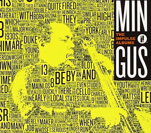 CHARLES MINGUS - THE IMPULSE ALBUM -3CD (CD)