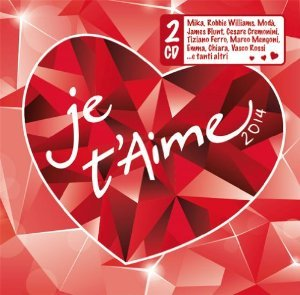 JE T'AIME 2014 -2CD (CD)