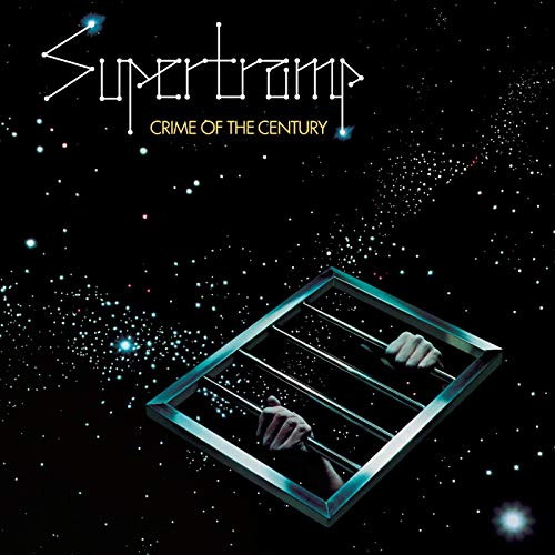 SPERTRAMP - CRIME OF THE CENTURY (REMASTERED) (LP)