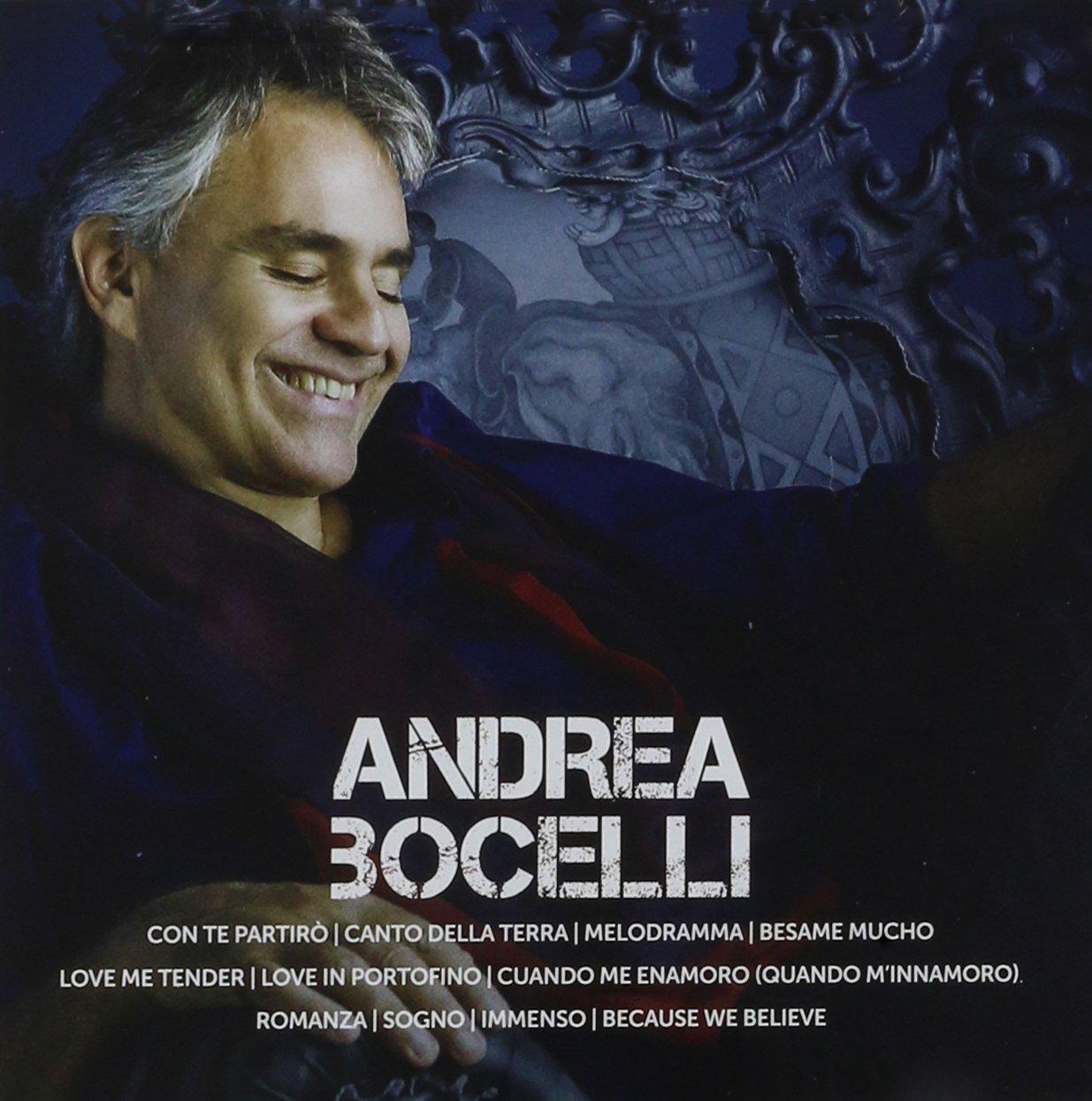 ANDREA BOCELLI - ICON (CD)