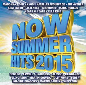 NOW SUMMER HITS 2015 (CD)