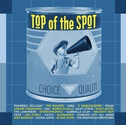 TOP OF THE SPOT - CHOICE QUALITY (CD)