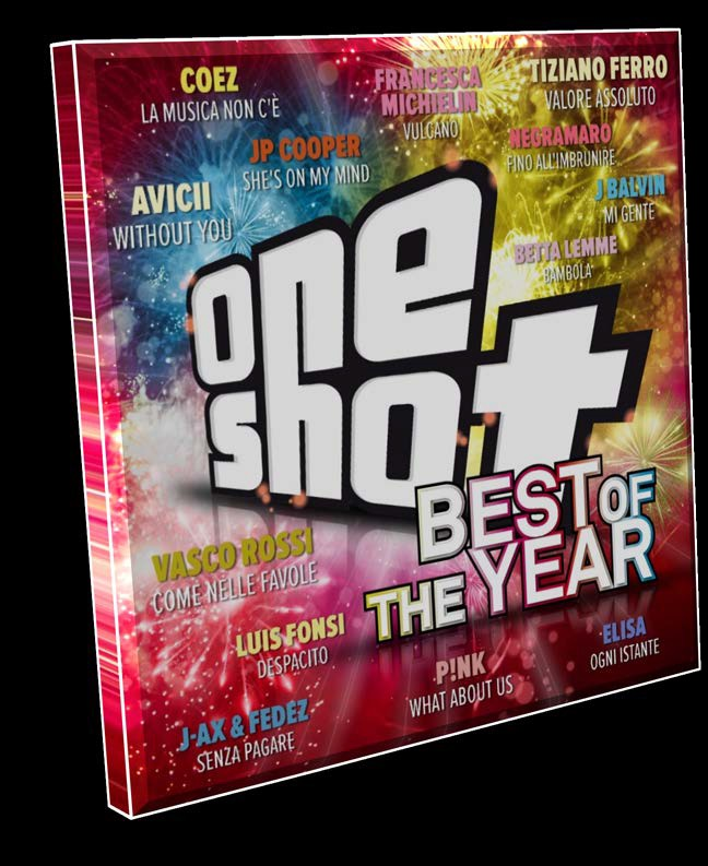 ONE SHOT BEST OF THE YEAR (2 CD) (CD)